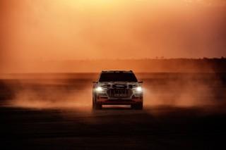 Audi e-tron prototype en Namibia_6