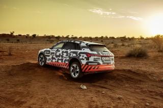 Audi e-tron prototype en Namibia_60