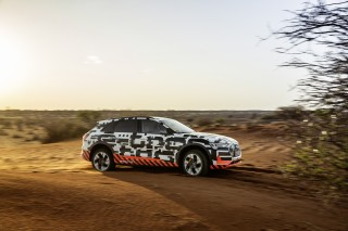 Audi e-tron prototype en Namibia_64