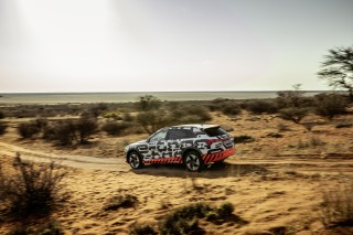 Audi e-tron prototype en Namibia_71