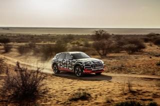 Audi e-tron prototype en Namibia_72