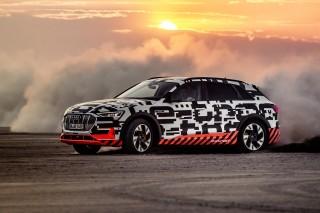Audi e-tron prototype en Namibia_8