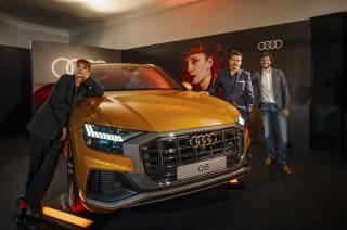 Audi estrena La Octava Dimension
