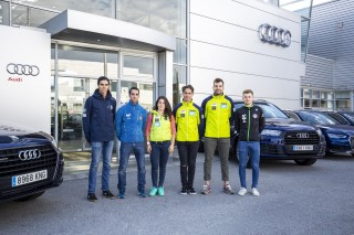 Audi patrocinio RFEDI