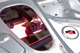 Audi optimizes quality inspections in the press shop with artifi