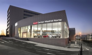 Audi Center Madrid Norte10