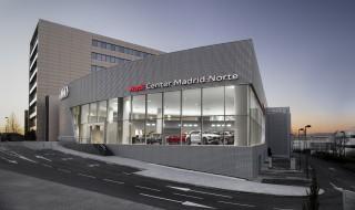 Audi Center Madrid Norte11