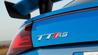 Audi TT RS Coupé