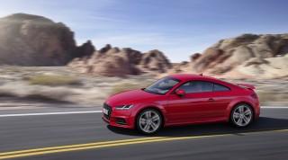 Comercializacion Audi TT y TTS