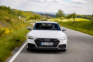 Audi S7 Sportback TDI