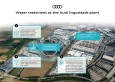 Innovative water treatment at Audi saves up to 500,000 cubic met