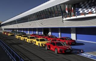 Audi driving experience asfalto 2019