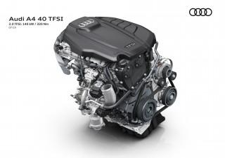 03A A4 2.0 TFSI 140 KW