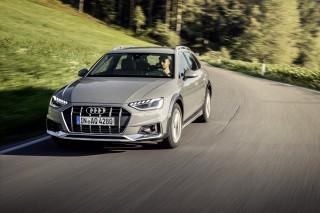 Audi A4 allroad quattro_16