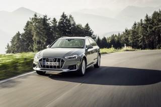 Audi A4 allroad quattro_17