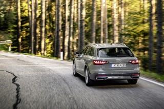 Audi A4 allroad quattro_18