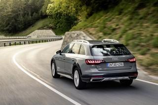 Audi A4 allroad quattro_19