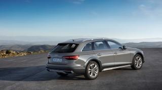 Audi A4 allroad quattro_41