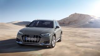 Audi A4 allroad quattro_48