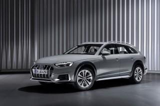 Audi A4 allroad quattro_52