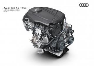 04A A4 2.0 TFSI 180 KW