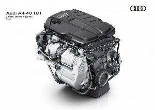 06 A4 2.0 TDI 140 KW