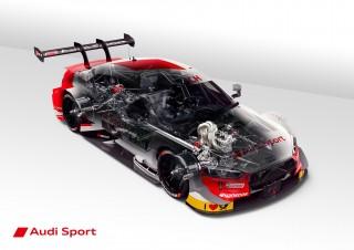 La tecnología TFSI de Audi demuestra su potencial en el DTM