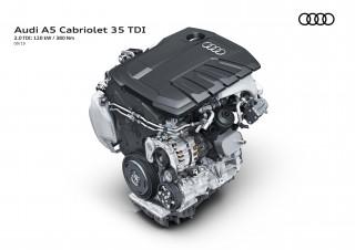 Audi A5 Cabriolet 35 TDI