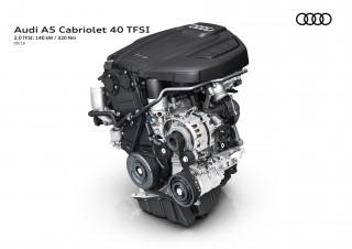 Audi A5 Cabriolet 40 TFSI