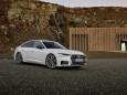 Electrifying full-size sedan:  the Audi A6 55 TFSI e quattro