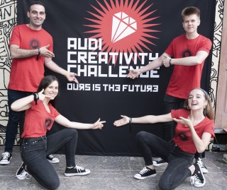 Audi Creativity Challenge V edicion