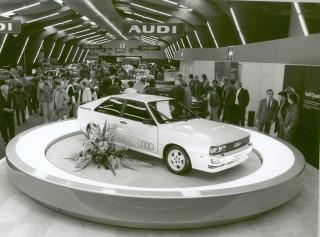 Audi Tradition celebrates 40 years of quattro