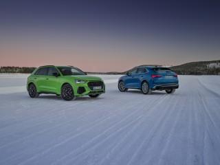 Dossier Audi RS Q3 y Audi RS Q3 Sportback