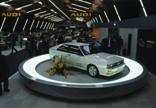 Audi 40 aniversario quattro