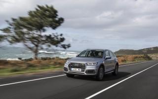 Audi Q5 - nuevos motores MHEV