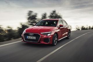 Audi A3 Sportback nuevos motores