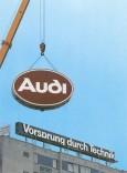 Audi a la vanguardia de la tecnica