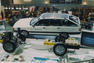 Audi duo 1989