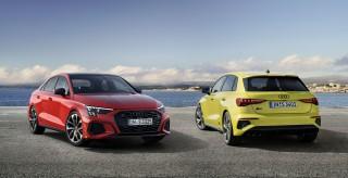 Audi S3 Sportback y Audi S3 Sedan: más potentes, más dinámicos, mayor placer de conducción