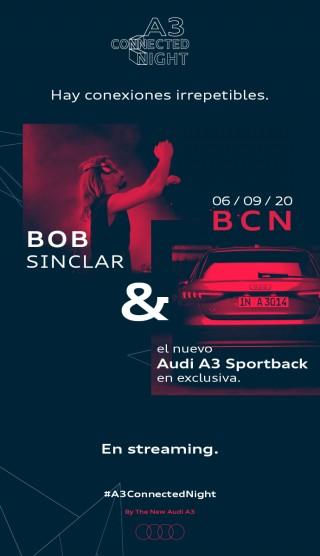 Audi Connected Night Bob Sinclar