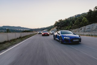 Audi Driving Experience Asfalto y Off Road 2020
