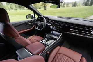 Audi SQ7 TFSI