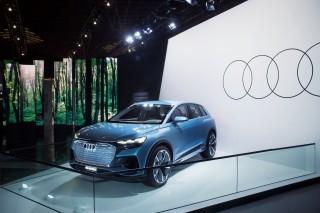 Window into the future: Audi is the headline partner of Design S