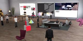 Audi spaces formacion y trabajo en espacio virtual