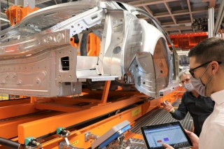 Audi site Neckarsulm: next steps to fully connected factory