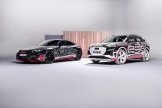Audi e-tron GT quattro / Audi Q4 e-tron