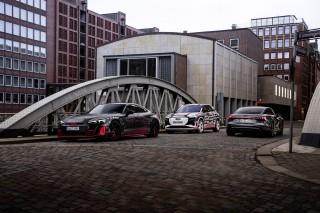 Audi e-tron GT quattro / Audi Q4 e-tron / Audi RS e-tron GT