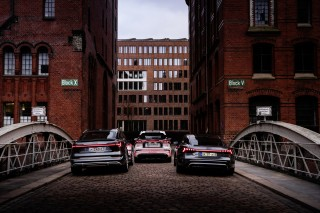 Audi e-tron S Sportback / Audi Q4 e-tron / Audi RS e-tron GT