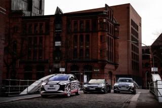 Audi Q4 e-tron / Audi RS e-tron GT / Audi e-tron S Sportback