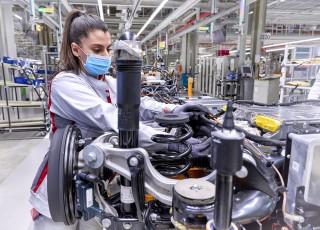 Produktion Audi Q4